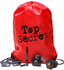 Ultimate Spy Kit $40